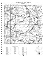Greenfield Township, ShelbyTownship - East , St. Joseph, La Crosse County 1983